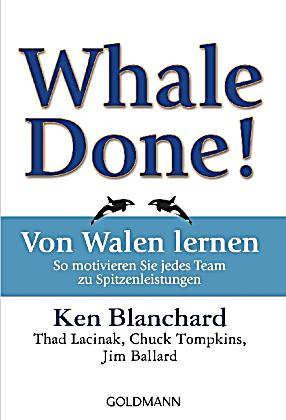 Whale Done! – Cover
