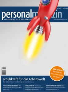 Personalmagazin1_Cover