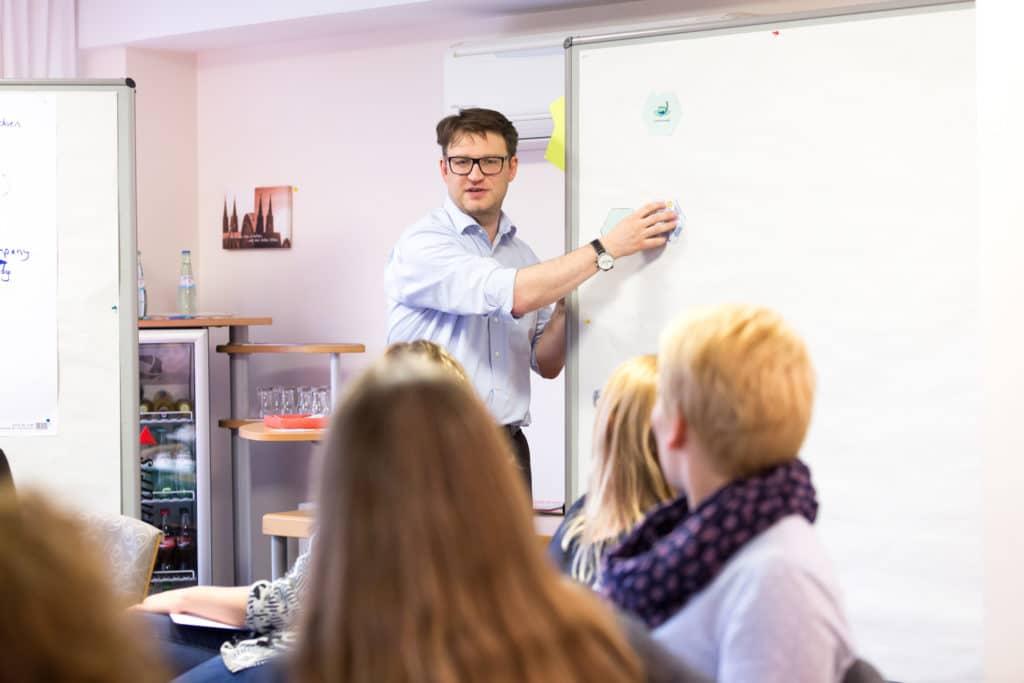 HR Pioneers Einblicke ins Training – 8