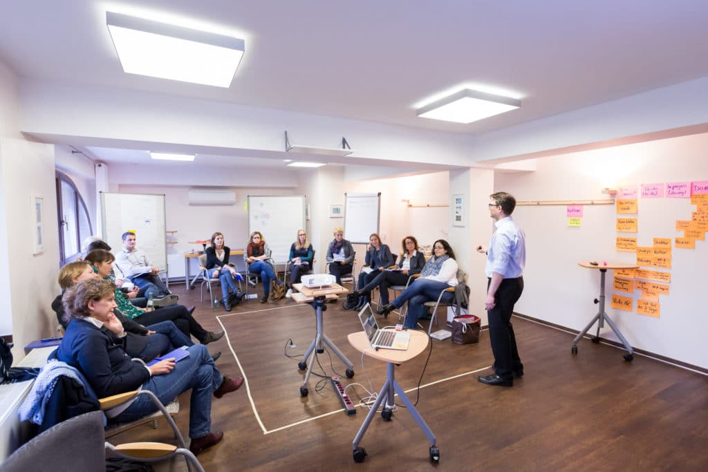 HR Pioneers Einblicke ins Training – 9