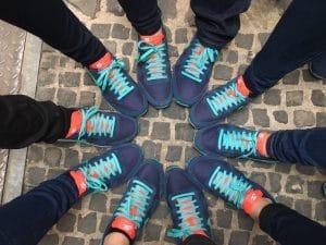 Schuhe HR Pioneers