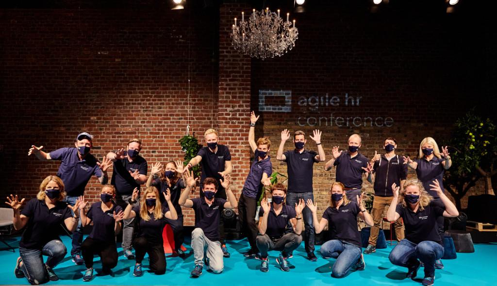 Agile HR Conferen 2020 – Teambild