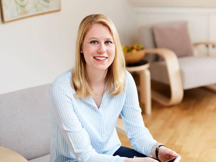Kati Oimann Portrait