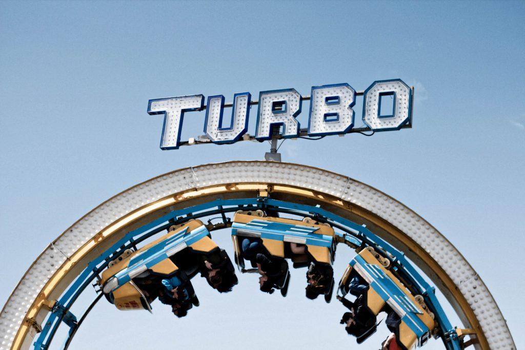 Turbo – Achterbahn