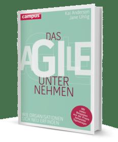 Das agile Unternehmen – Cover