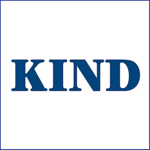 KIND – Logo