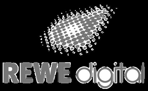 Rewe digital – Logo