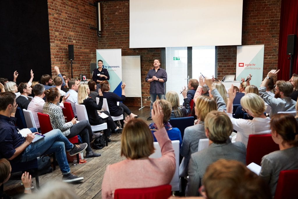 Agile HR Conference 2018 – Einblicke 454