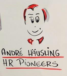 André Häusling HR Pioneers