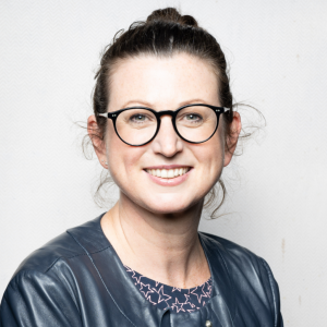 Claudia Viehweger – Portrait