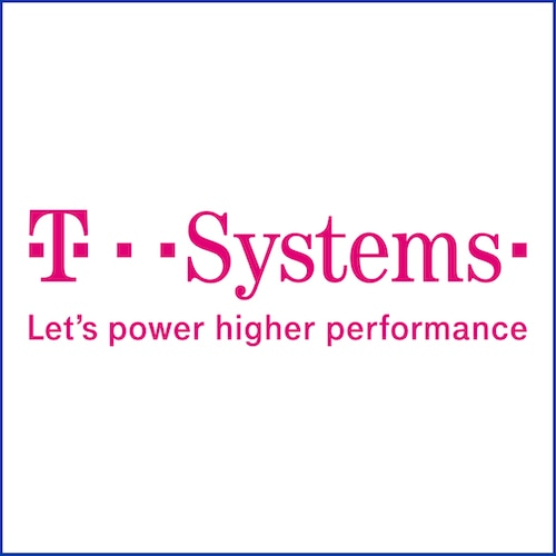 T-Systems – Logo