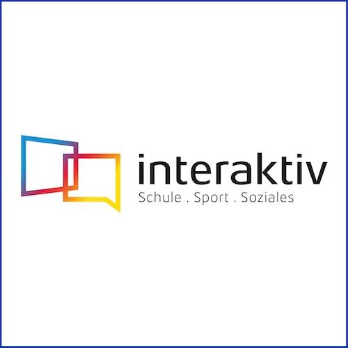 interaktiv – Logo