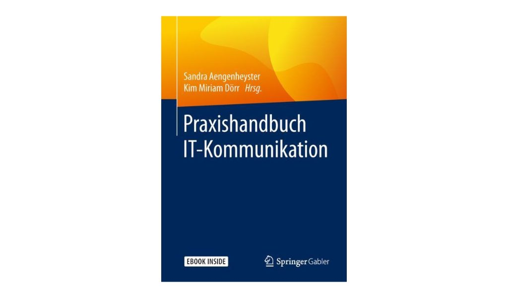 Praxishandbuch IT-Kommunikation – Cover