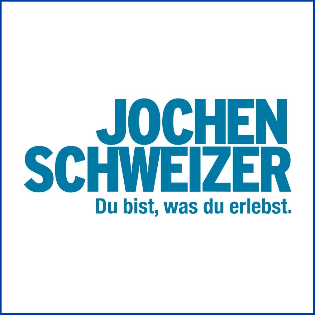 Jochen Schweizer – Logo