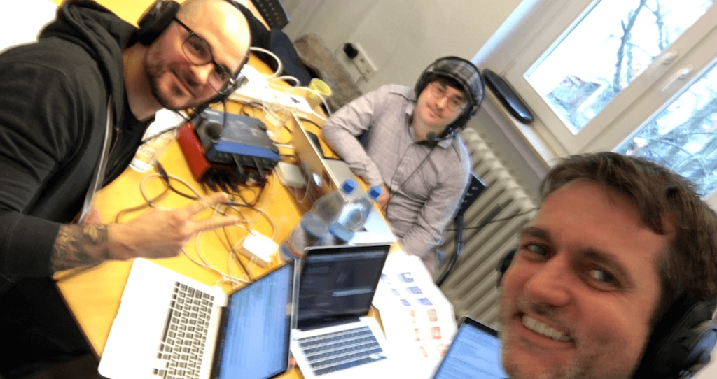 Podcast: Das Perfekte Team