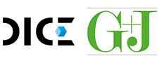 Dice – G+J – Logo