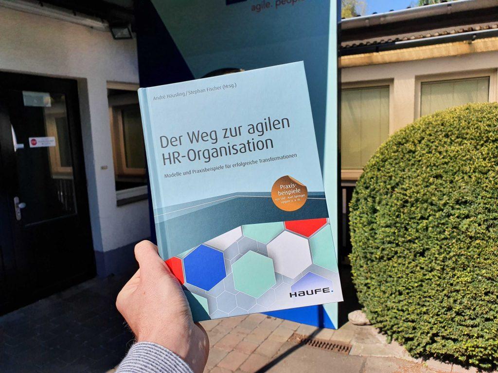 """Buch """"Der Weg zur agilen HR-Organisation"""""""