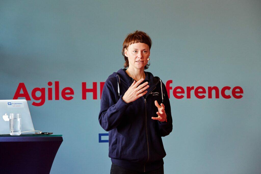 Agile HR Conference 2021 Vortrag Maike