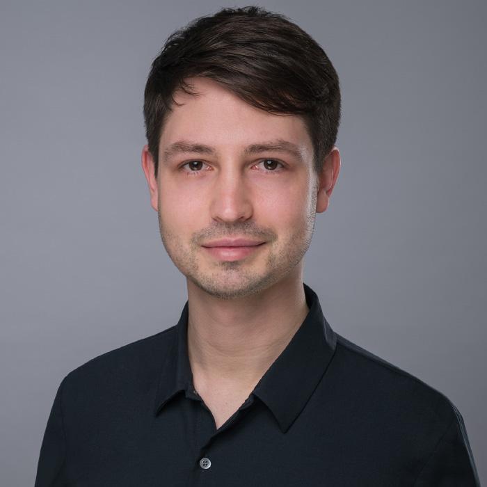 Sebastian Müller Portrait