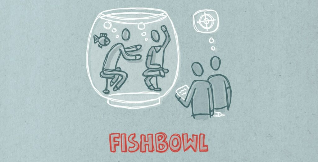 Fishbowl Goldfischglas