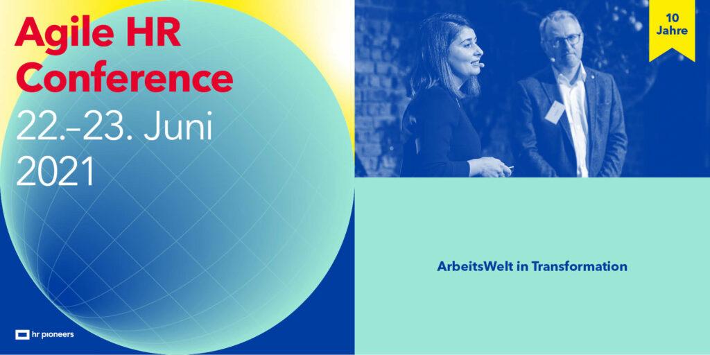 Agile HR Conference – Social Media