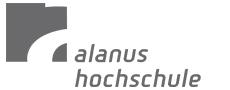 Alanus Hochschule – Logo