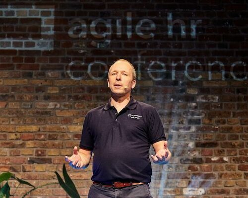 André Häusling auf der AHRC 2020
